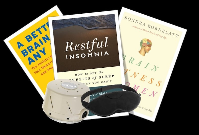 Restful Insomnia books and products